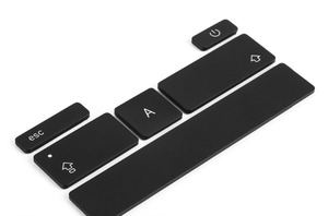 NEW One Set Replacement US EU Keyboard Key Cap for MacBook Pro 13