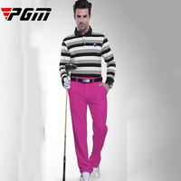 New High Quality Golf Tousers Men Sports Pant Full Length For Man Breathable Quick Dry Good