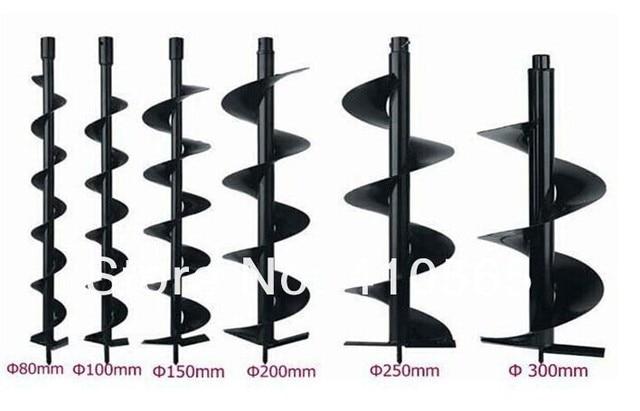 Beste Grondboor boren Aarde boor vijzel bits boor bits 60mm 80mm 100mm UJ-44