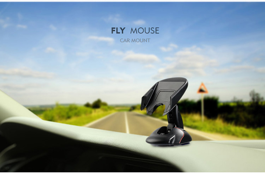 Car Car-styling Office Desk Phone Holder Universal 360 Windshield Mount Mouse Stand For Lenovo Zuk Edge Z2 Pro A2010 A3900 A5000 Relieving Rheumatism And Cold