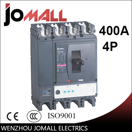 400A 4P NSX new type mccb Moulded Case Circuit breaker 400a 3p 220v ns moulded case circuit breaker