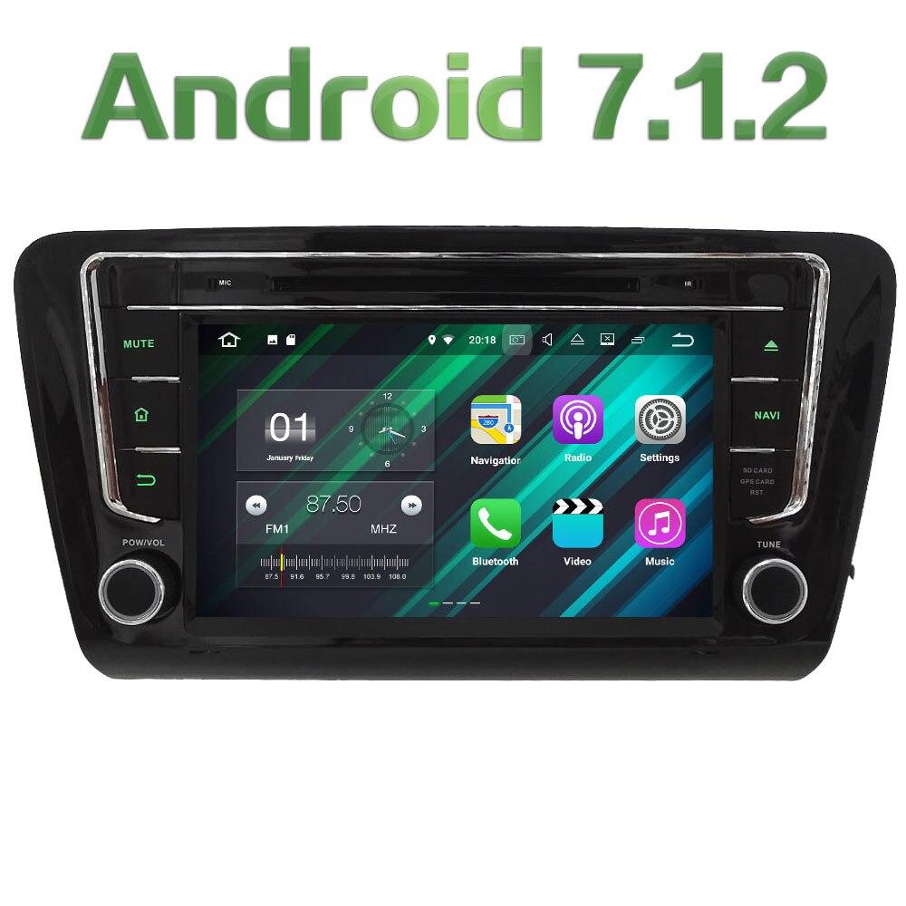 2GB RAM 8 Android 7 1 Quad Core 4G SWC BT Wifi Audio FM font b