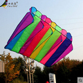 Frete Grátis Single-linha de Pipa Software Oito Furos Guarda-chuva Fácil de Transportar E Fácil de Voar Grande Força
