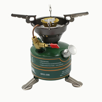 Portable High Quality outdoor oil furnace oil boiler non preheated gasoline stove cooking cooker camping picnic stove BRS 29B