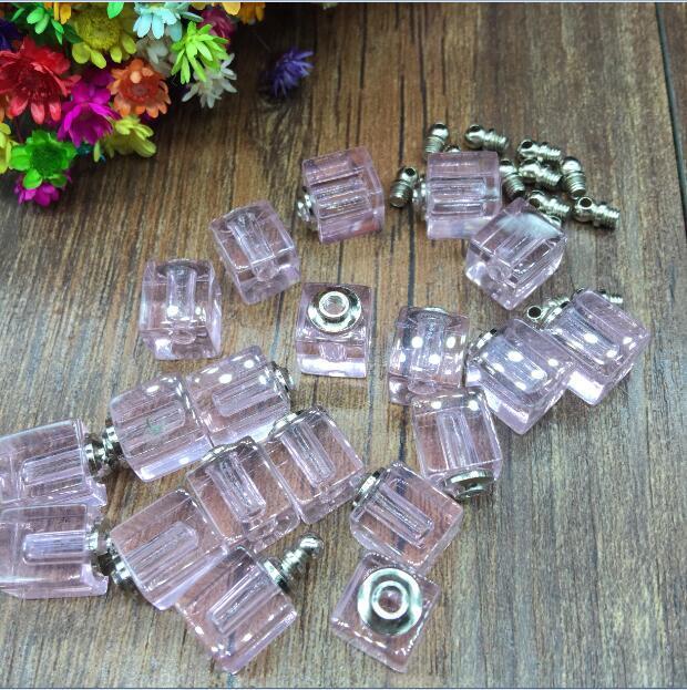 100 Pcs Glass Cremation Urns