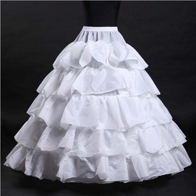 Popular Plus Size Black Petticoat-Buy Cheap Plus Size Black ...