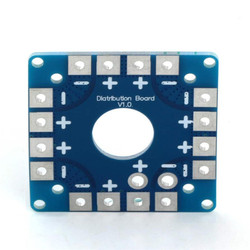 1x Multirotor ESC Power Distribution Board Battery Connection For Quadcopter MultiCopter