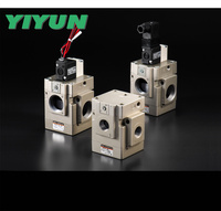 YIYUN Solenoid valve, resistor 3 Port Air Operated Valv VGA342 04 VGA342 06 VGA342 10 VG342 series pneumatic components air tool