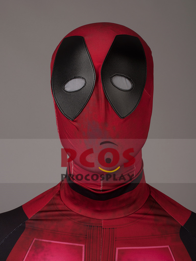 Վաճառքի գին !! Deadpool Wade Wilson Cosplay Costume zentai - Կարնավալային հագուստները - Լուսանկար 4