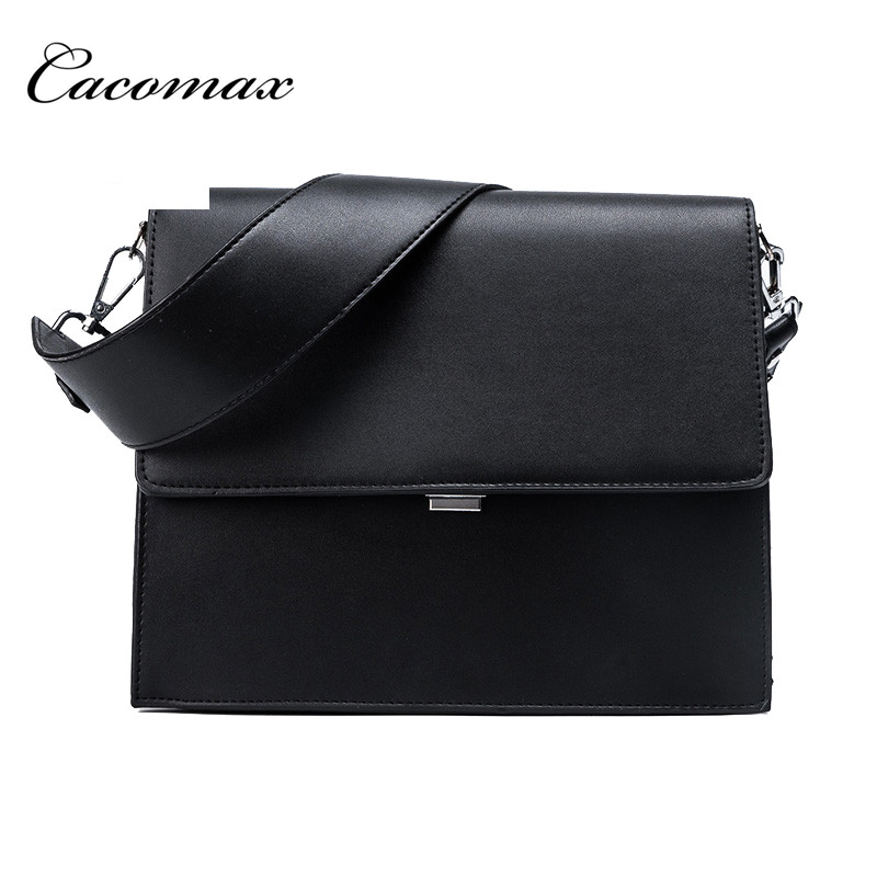 Image 5 - Big sale 2019 bags women fashion simple commute briefcase summer new small square bag wild shoulder Messenger bag multi functionsquare bagmessenger bagbag fashion -