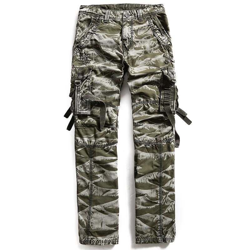 Moto Camuflaje Moda camouflage Militar camouflage Sportwear Otoño Pantalon 2017 704 Pantalones Homme Nueva Hombres verde Cargo Black Invierno Tactical Negro Green vBB8q7SnHw