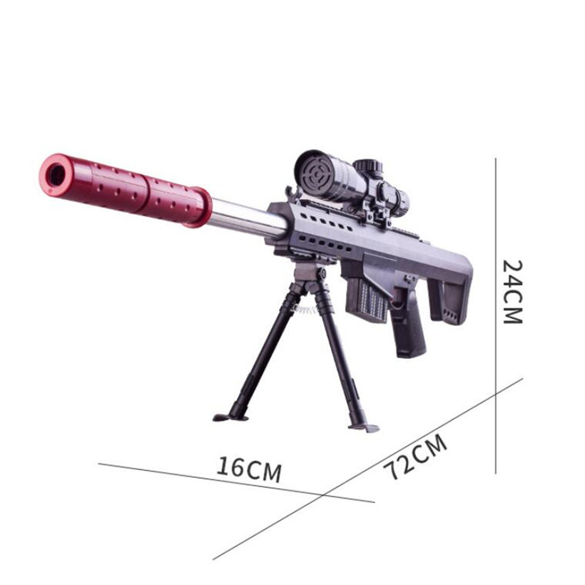 Funny Live CS Plastic Toy Gun Sports Game Soft Bullet Sniper Rifle Pistol Orbeez Paintball Gun Outdoor Elite Airsoft Air Guns