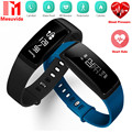 V07 Smart Wristband Heart Rate Blood Pressure Sleep Monitor Smart Band Bracelet Bluetooth Fitness Tracker For Android IOS Phone