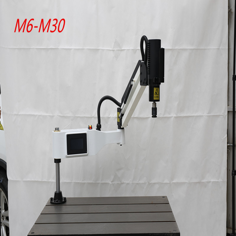 New Powerful M6-M30 360 Degrees Electric Tapping Machine With CE