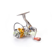 Free Shipping New 5BB 5.2:1 Ultra Thin Light Spinning Fishing Reel Ice Portable FDDL DF 150
