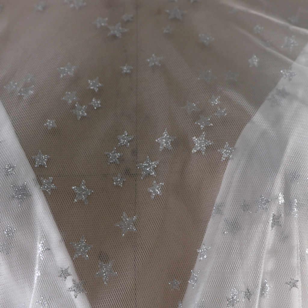 Летние Для женщин однотонные Цвет звезда перспектива длинное платье А-силуэта, с низким вырезом на спине, платьес длинными рукавами вечерние пикантное платье vestidos