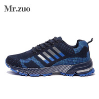 Sneakers Men Summer Mesh Lovers Shoes Mans Footwear Fly Weave Light Breathable Shoes Comfortable Trainers Basket