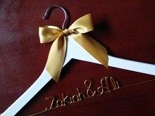 Распродажа персонализированные свадьбы вешалка, Провода свернутой вешалка, невесты подарок, невесты вешалка, вешалка для невесты BRI платье