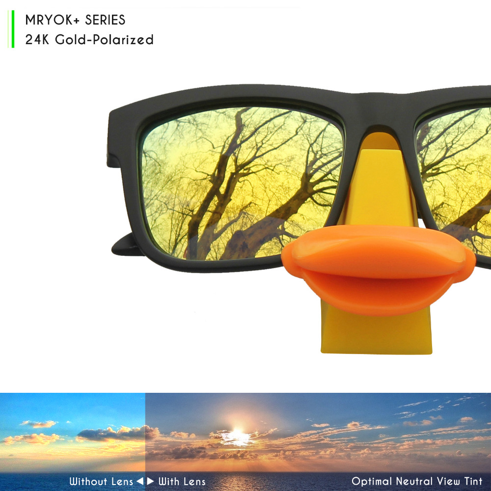 b6cae7ba23a Mryok+ POLARIZED Resist SeaWater Replacement Lenses for Oakley Jupiter  Squared Sunglasses 24K Gold-in Accessories from Apparel Accessories on  Aliexpress.com ...
