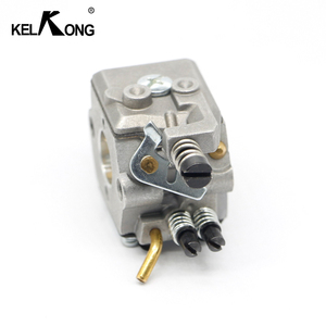 Image 2 - KELKONG New Carburetor Fits Husqvarna WT 964 For Genuine For Walbro OEM Replace 577133001 Wholesale Chainsaw Parts Fuel Supply