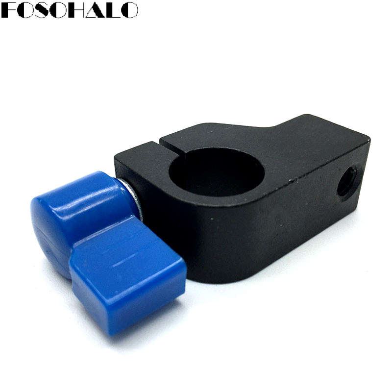 Accesorios de la cámara FOSOHALO Abrazaderas de riel estándar de 15 - Cámara y foto