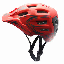 GUB XX7 Very Strong AM Helmet! Ultralight 18 Vents Sports Cycling Helmet with Visor Mountain Road MTB Bike Bicycle Helmets