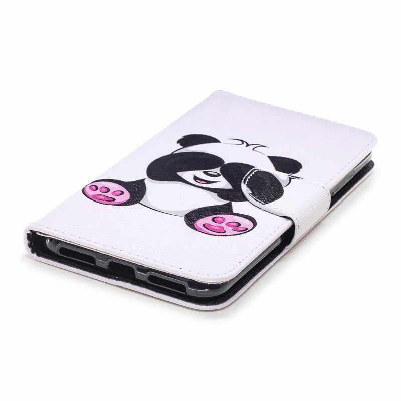 Cassa Del Raccoglitore Del Cuoio di vibrazione su sFor Coque Xiaomi Redmi 6 Pro Caso Redmi 7 5 Più 4X 6A Nota 5 6 7 Pro 4X 5A Copertura Della Cassa Del Telefono Borsette
