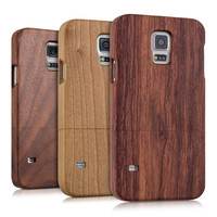 Natural Engraving Wood Wooden Cover Shell For Samsung Galaxy S8 S9 PLUS S6 S5 Neo/For Huawei P9 P8 Lite/For Iphone 7 6 Plus Case