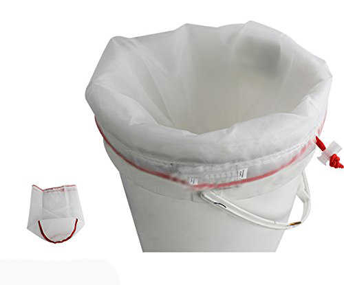كل شبكة فقاعة أكياس 5 جالون 5 قطعة عدة العشبية الجليد النازع Hash جوهر Shampo تصفية عشب استخراج حقيبة