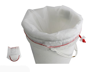 Image 3 - All Mesh Bubble Bags 5 Gallon 5pcs Kit Herbal Ice Extractor Hash Essence Shampo filter herb extraction bag