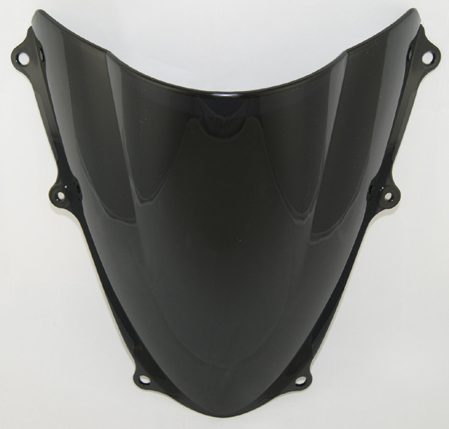 Motorcycle Double Bubble Windscreen Windshield Shield Screen For SUZUKI GSXR1000 GSXR 1000 2009 2010 2011 2012