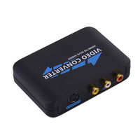 HDMI To S Video Composite RCA AV To HDMI 4K Converter Scaler True HD1080P Supported With