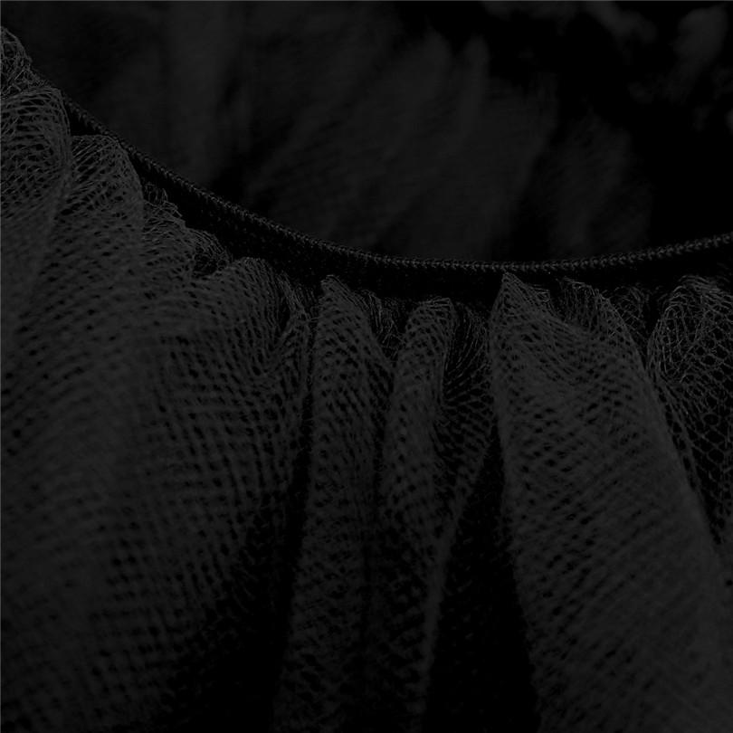 2017 Women Adults Ballet Tulle Skirt Womens Dancer Multi-layers Ballet  Skirt Womens Dance Clothing Tutu Costume