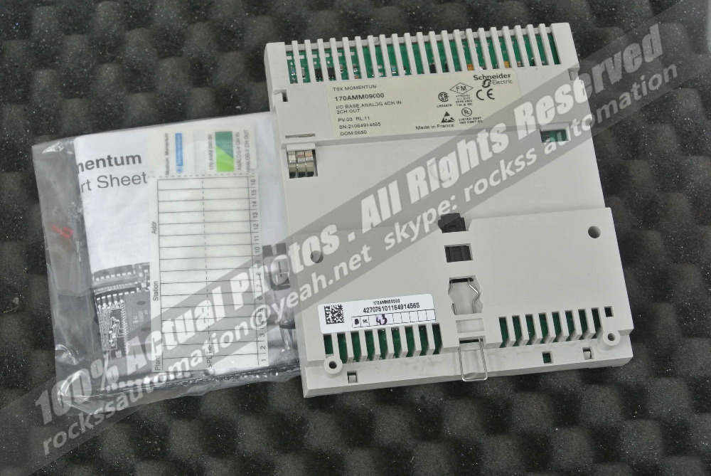 Brand New 170AMM09000 With Free DHL