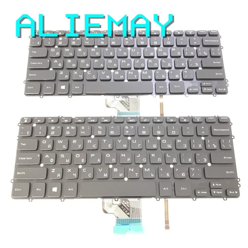 Brand new Original RU Russian Backlight Keyboard for DELL XPS15-9530  PRECISION M3800 with backlight  Keyboard  BLACKBrand new Original RU Russian Backlight Keyboard for DELL XPS15-9530  PRECISION M3800 with backlight  Keyboard  BLACK