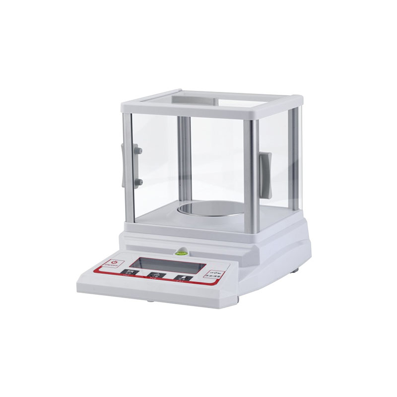 HC-F3003 Electronic Hydrostatic Balance 300g/0.001g Automatic Calibration Analysis Balance, Digital Balance, Lab Balance цена