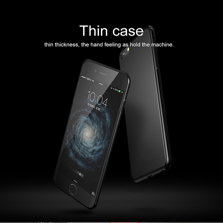 Oppselve Luxury Phone Case For iPhone 8 7 Ultra Thin Cover Case For iPhone 8Plus 7Plus Capinhas Hard PC Back Shell Coque Fundas in Fitted Cases from Cellphones Telecommunications