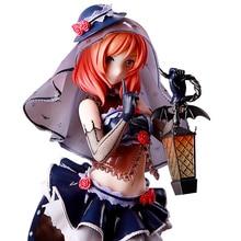 25cm Anime Love Live! School Idol Festival Nishikino Maki figure PVC Action Figure Toys Collection Model  christmas gift
