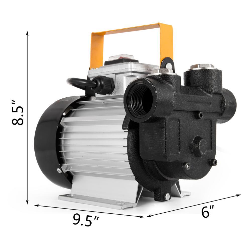 Pompe de transfert auto-amorçante DIESEL PORTABLE 550 W 220V