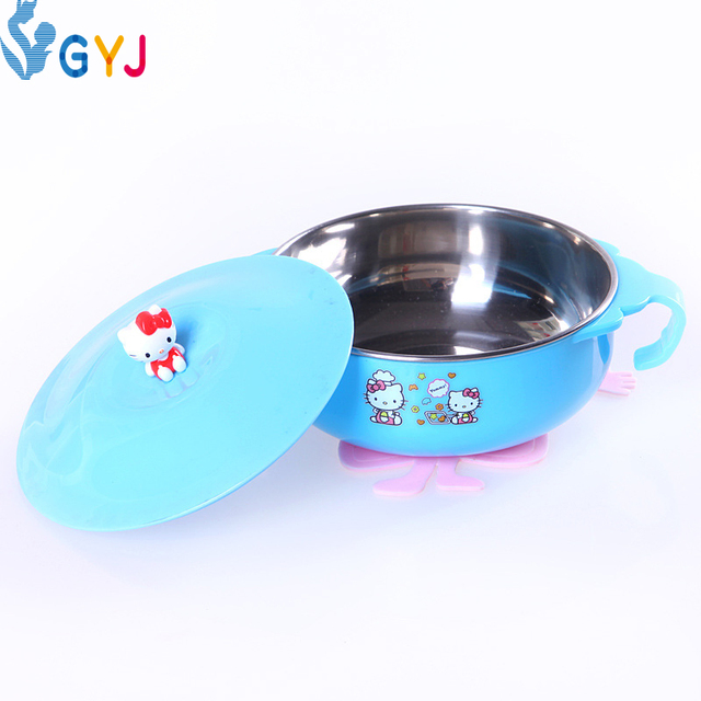 baby kids dinner plate suction cup baby food thermos bowls Feeding children tableware baby dinner set  bowl  silicone baby bowls