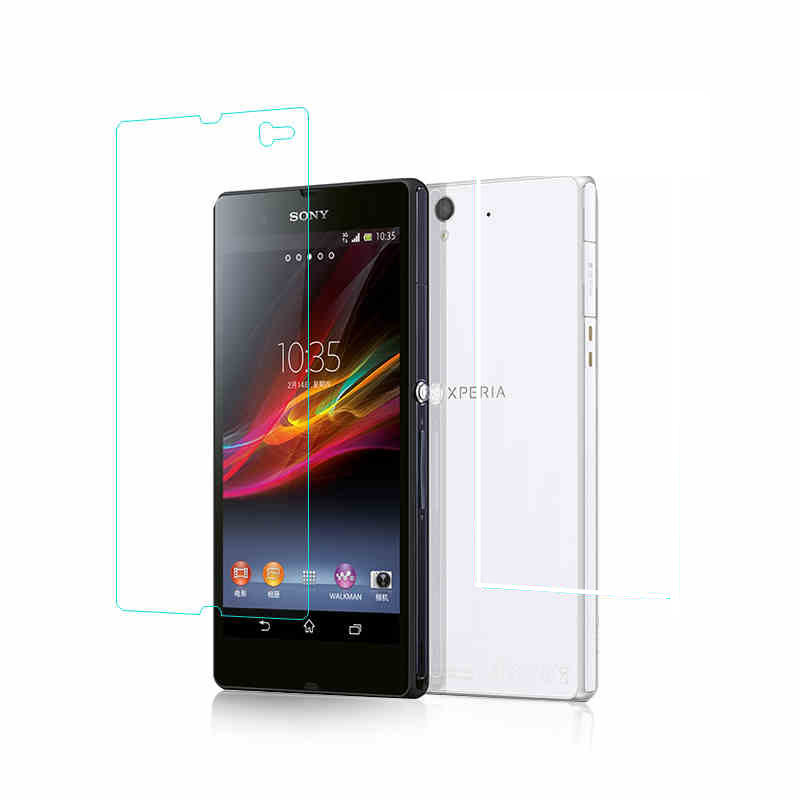 Tempered <font><b>glass</b></font> for <font><b>Sony</b></font> <font><b>Z</b></font> <font><b>Xperia</b></font> <font><b>Z</b></font> L36H L36 L36i <font><b>C6603</b></font> C6602 LT36 <font><b>Z</b></font> LTE <font><b>Screen</b></font> Protector Protective Film FOR <font><b>Sony</b></font> <font><b>Xperia</b></font> <font><b>Z</b></font> image