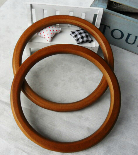 Craft Wood Hangers Round