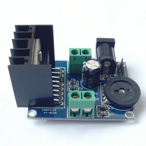 Mini Audio Amplifier Board