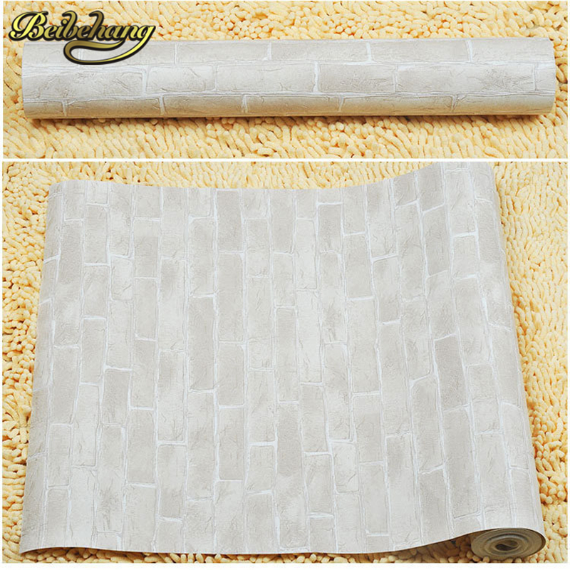 beibehang papel parede Chinese Vintage Brick Print 3D Wallpaper Store Decoration Project Wall Paper Waterproof Wallpapers Roll shinehome spa salon nail art massage store 3 d wallpaper for livingroom 3d wall rolls wall paper roll wallpapers papel de parede