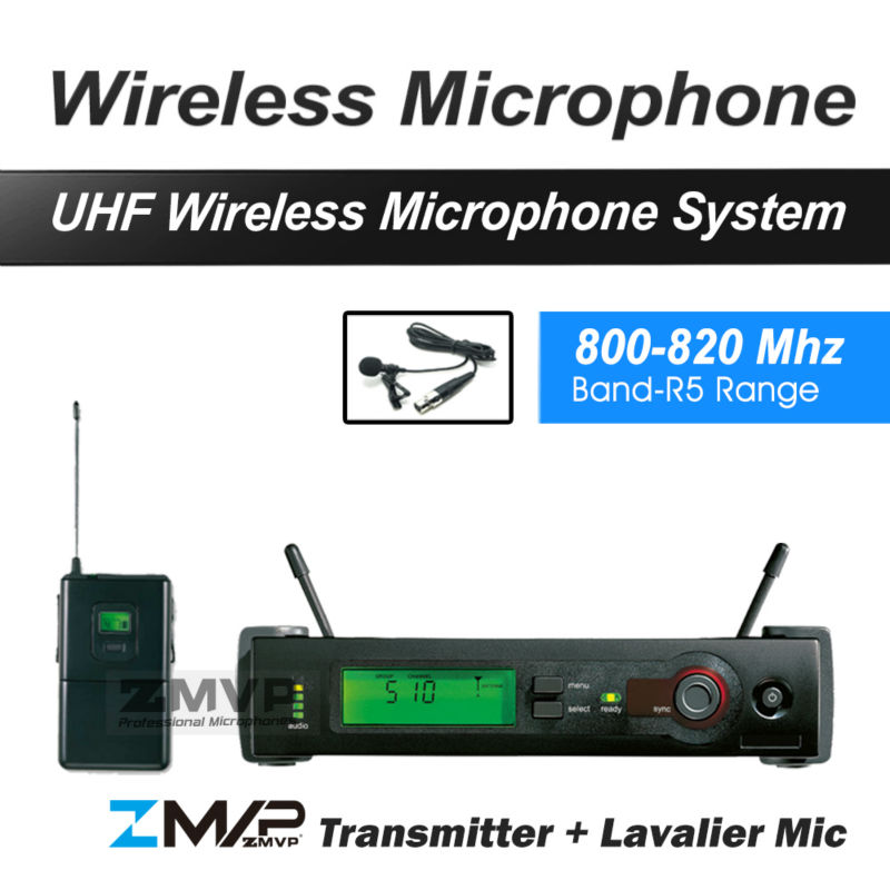 Free Shipping UHF Professional SX 14 Wireless Microphone With Bodypack Transmitter Lapel Lavalier Clip Mic Band R5 800-820Mhz free shipping uhf professional s24 b 58 wireless microphone cordless karaoke system with handheld transmitter band r5 800 820mhz