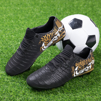 Lion Scream Soccer Shoes for Men Kids Indoor Football Sneakers Turf Superfly Futsal Original Spike Comfortable Waterproof Boots