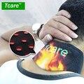 * Tcare Banda Turmalina Terapia Magnética Masajeador Cuello Masajeador Cervical Protección Vértebra Calefacción Espontánea Cinturón de Masaje Cuidado de La Salud