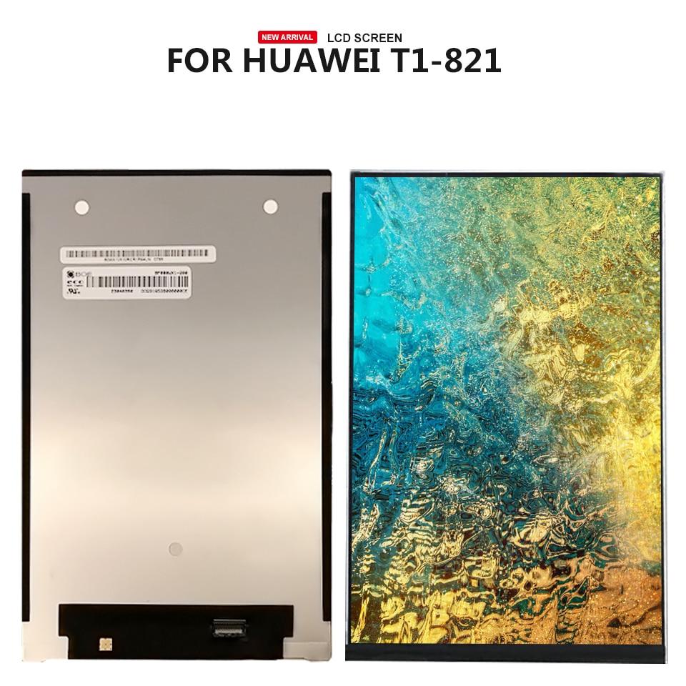 Para Huawei MediaPad T1 8,0 Pro 4G T1-823L T1-821L T1-821W T1-821 pantalla LCD reemplazo
