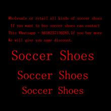Wholesale Football Boots Cleats Men Sneakers Sport Shoes High Ankle Outdoor Super Football Boots Originals Soccer Shoes 38-45