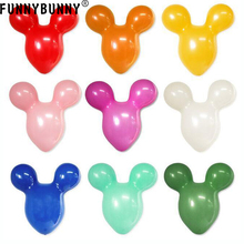 FUNNYBUNNY  5pcs Latex Balloon Wedding Birthday Party Decoration